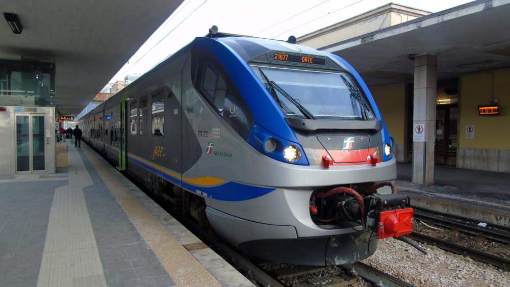 Linea Roma-Orte-Terni, circolazione ferroviaria sospesa ...